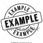 example-stamp-typ-clip-art__k54929178